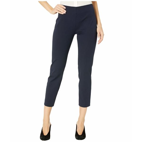 ラルフローレン レディース カジュアルパンツ ボトムス Stretch Twill Skinny Crop Pants Lauren Navy