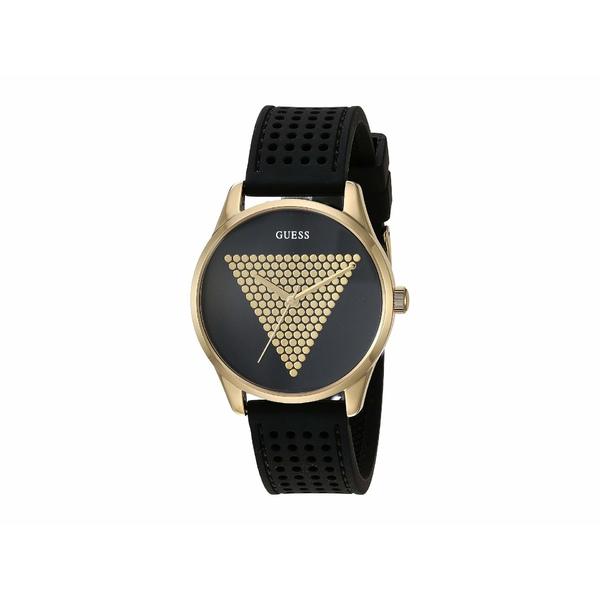 ゲス レディース 腕時計 アクセサリー U1227L2 Gold/Black