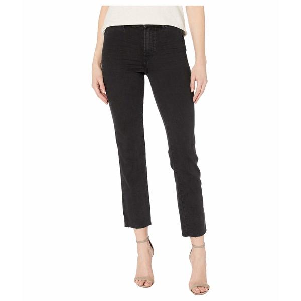 ペイジ レディース デニムパンツ ボトムス Cindy Straight w/ Seaming Details Jeans in Lights Out Lights Out