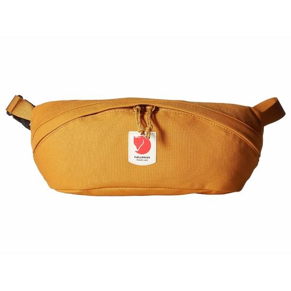 フェールラーベン メンズ ボディバッグ・ウエストポーチ バッグ Ulv Hip Pack Medium Red Gold