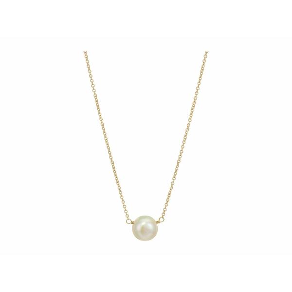 ドジャード レディース ネックレス・チョーカー・ペンダントトップ アクセサリー Pearls of Friendship Necklace Gold Dipped