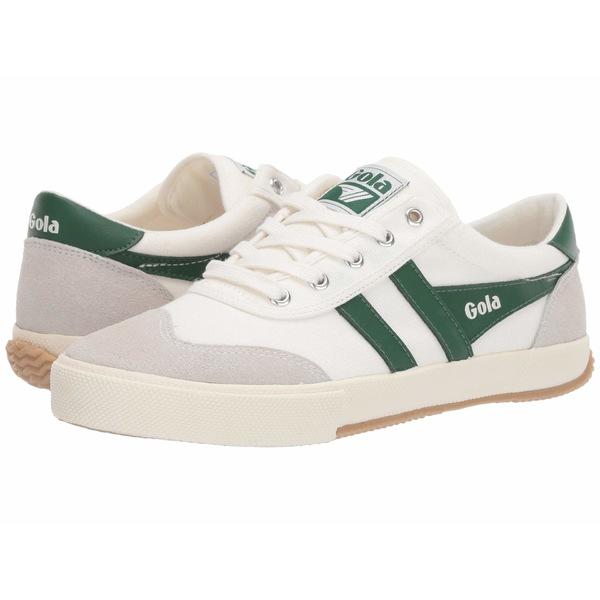 ゴラ レディース スニーカー シューズ Badminton Off-White/Green