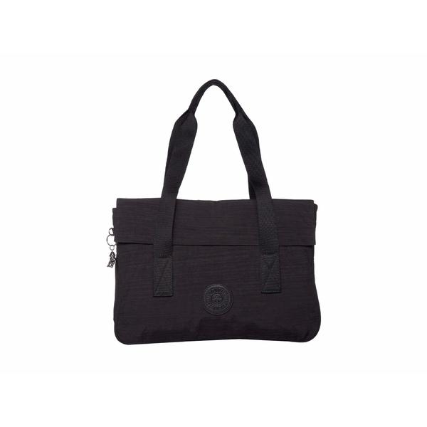 キプリング レディース ハンドバッグ バッグ Perlani Laptop Tote Bag Black Dazz