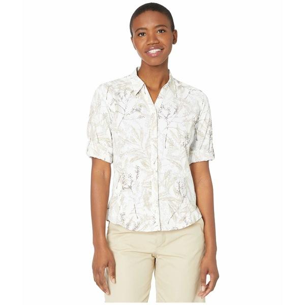 ロイヤルロビンズ レディース シャツ トップス Expedition Print 3/4 Sleeve Shirt Grain