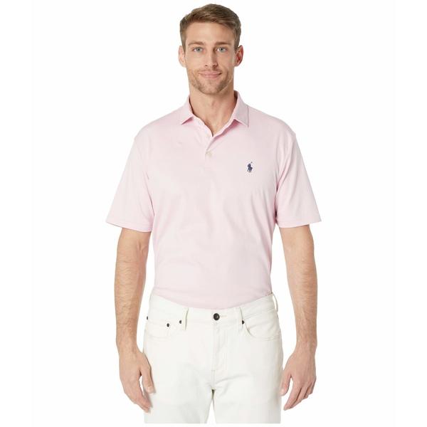 ラルフローレン メンズ シャツ トップス Classic Fit Soft Touch Polo Pink