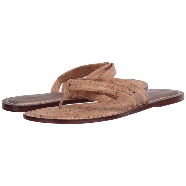 ベルナルド レディース サンダル シューズ Miami Sandal Natural Cork Two-Tone