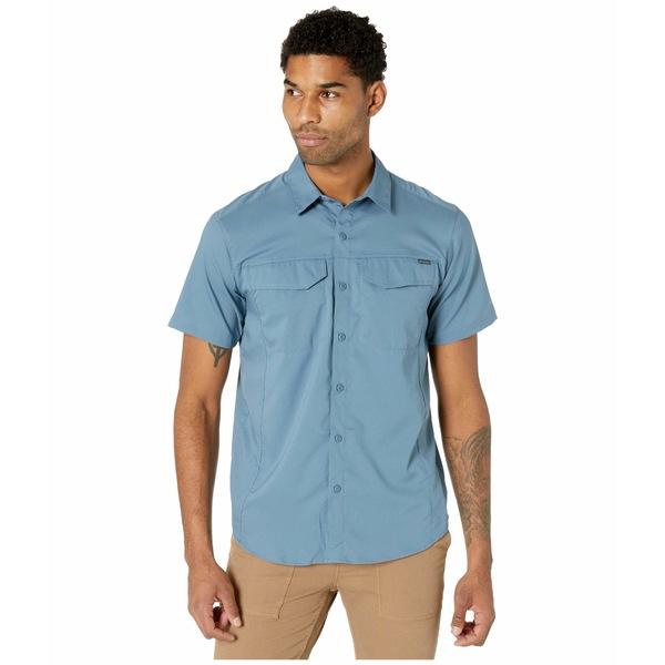 コロンビア メンズ シャツ トップス Silver Ridge Lite Short Sleeve Shirt Mountain