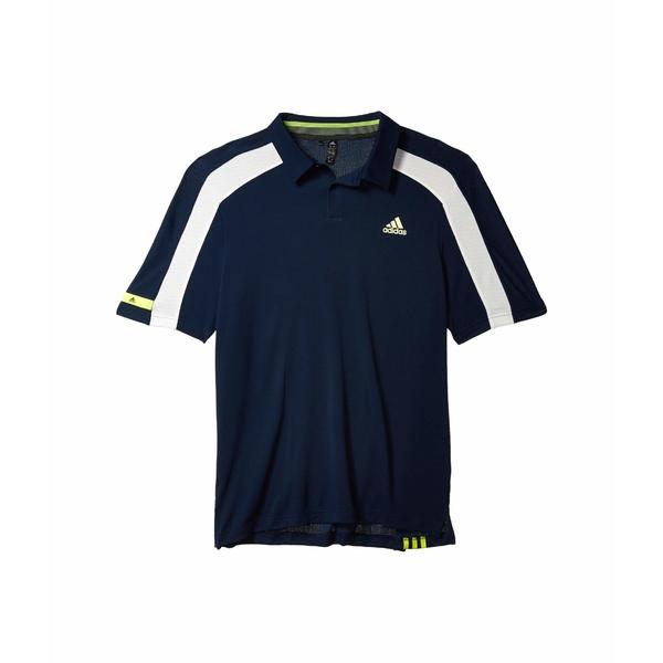 アディダス メンズ シャツ トップス Sport Heat.Rdy Polo Shirt Collegiate Navy