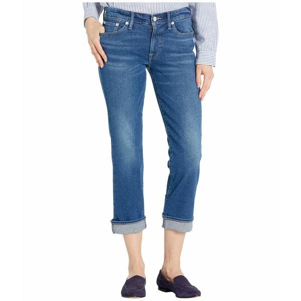 ラッキーブランド レディース デニムパンツ ボトムス Mid-Rise Sweet Straight Ankle Jeans in Secret Secret