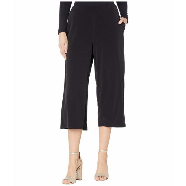 マイケルコース レディース カジュアルパンツ ボトムス Solid Lace-Up Pants Black