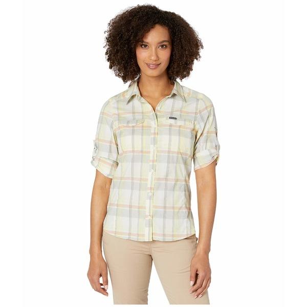 コロンビア レディース シャツ トップス Silver Ridge Lite Plaid Long Sleeve Shirt Buttercup Medium Multi Plaid