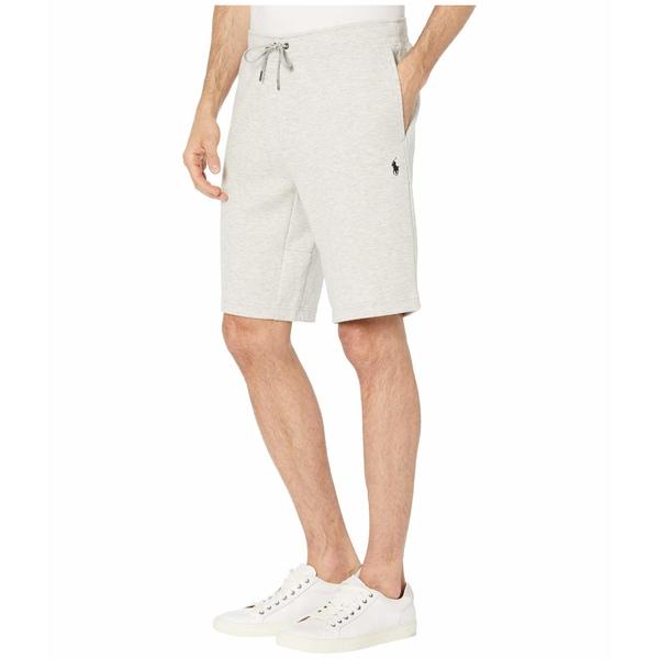 ラルフローレン メンズ ハーフ ショーツ ボトムス Double Knit Tech Shorts Grey HeathertxshrCQdB