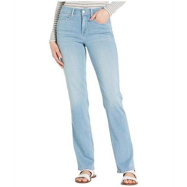 エヌワイディージェイ レディース デニムパンツ ボトムス Marilyn Straight Jeans in Tropicale Tropicale