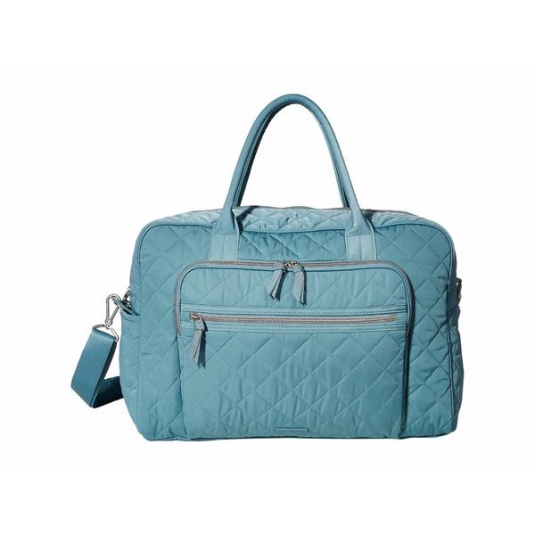 ベラブラッドリー レディース ボストンバッグ バッグ Iconic Performance Twill Weekend Travel Bag Blue Oar