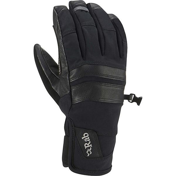 ラブ メンズ 手袋 アクセサリー Rab Men's Vendetta Glove Black