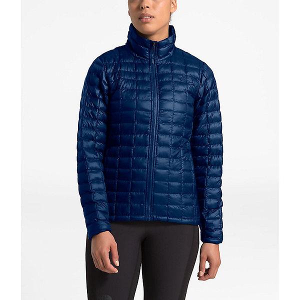 ノースフェイス レディース ジャケット&ブルゾン アウター The North Face Women's ThermoBall Eco Jacket Flag Blue Matte / Flag Blue ROM Print
