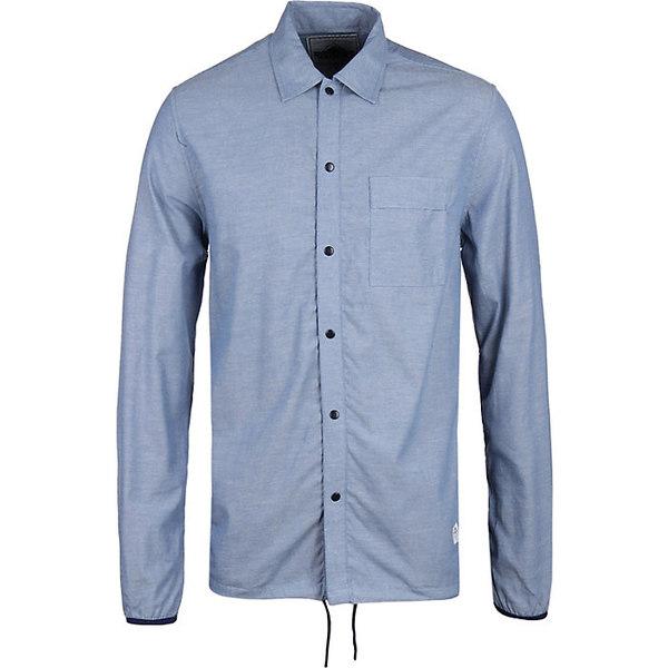 ペンフィールド メンズ シャツ トップス Penfield Men's Blackstone Chambray Shirt Blue 072