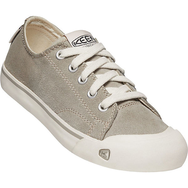 キーン レディース スニーカー シューズ KEEN Women's Coronado III Suede Shoe Dove Grey