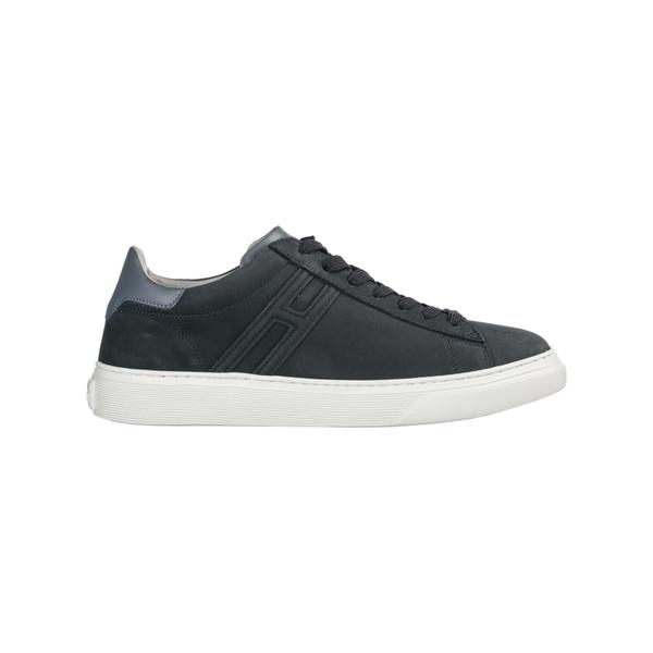 ホーガン メンズ スニーカー シューズ Hogan Shoes Leather Trainers Sneakers H365 -