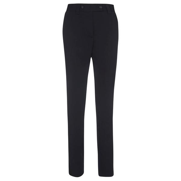 エムエスジイエム レディース カジュアルパンツ ボトムス MSGM High Waist Trousers Black