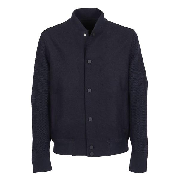 パウロペコラ メンズ ジャケット&ブルゾン アウター Paolo Pecora Jacket Blue