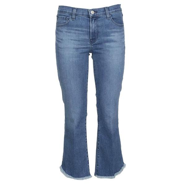 ジェイブランド レディース デニムパンツ ボトムス J Brand Jeans Medio