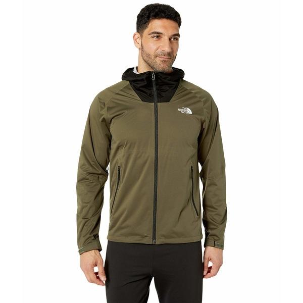 ノースフェイス メンズ コート アウター Allproof Stretch Jacket New Taupe Green/TNF Black