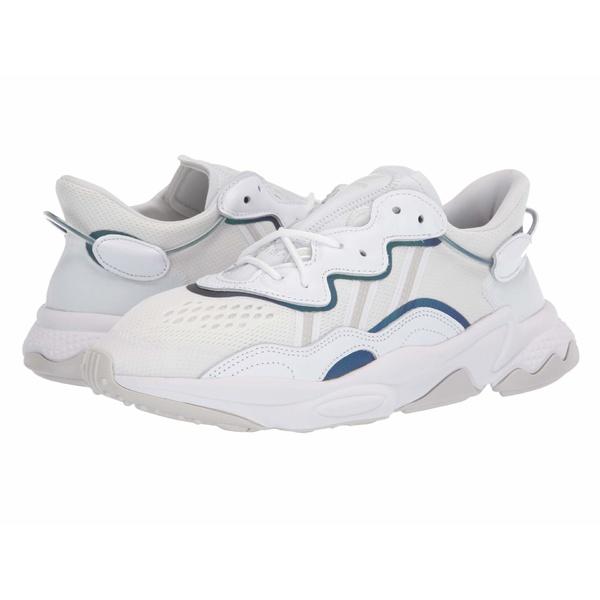 アディダスオリジナルス メンズ スニーカー シューズ Ozweego Footwear White/Grey One/Crystal White