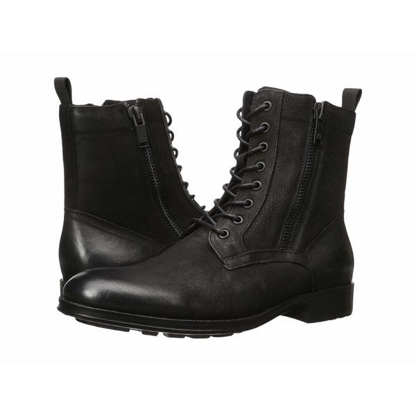 ケネスコール メンズ ブーツ&レインブーツ シューズ Hugh Boot D Black