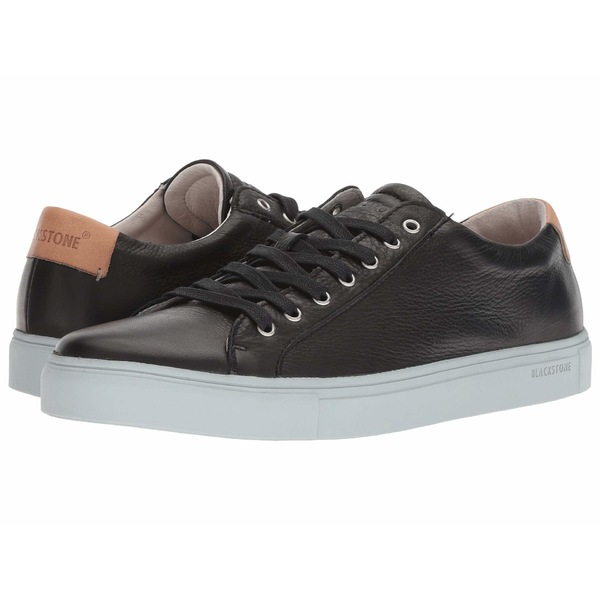 ブラックストーン メンズ スニーカー シューズ Low Sneaker - NM01 Black