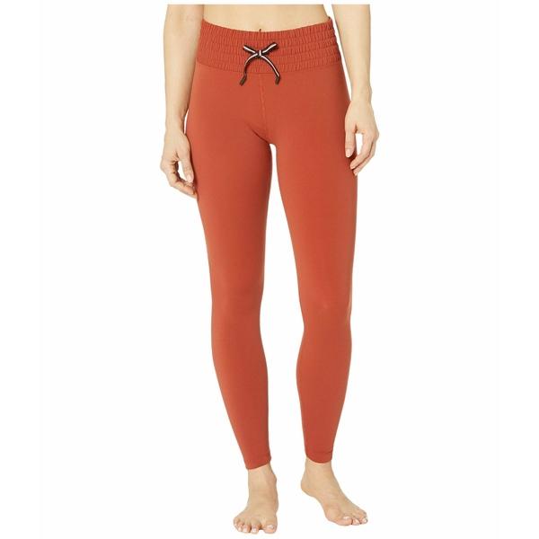 ローナジェーン レディース カジュアルパンツ ボトムス Balboa Full-Length Leggings Dark Rust
