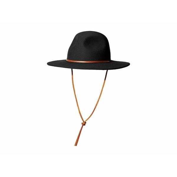 ブリクストン メンズ 帽子 アクセサリー Tiller 3 Hat Black