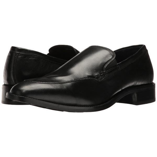 コールハーン メンズ ブーツ&レインブーツ シューズ Lenox Hill Venetian Black Nappa Leather