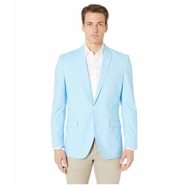 ケネスコール メンズ コート アウター Unlisted Chambray Sports Coat Sky Blue