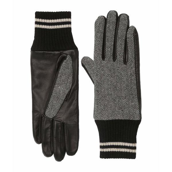 ラグアンドボーン レディース 手袋 アクセサリー Ski Gloves Black Multi