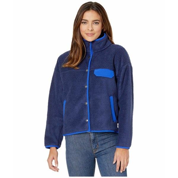 ノースフェイス レディース コート アウター Cragmont Fleece Jacket Montague Blue/TNF Blue