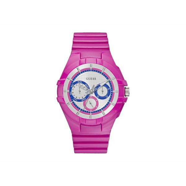 ゲス レディース 腕時計 アクセサリー U0942L3M Pink