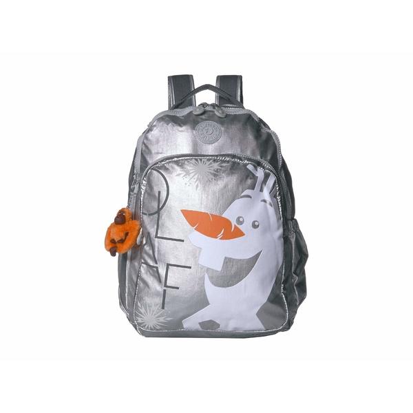 キプリング メンズ バックパック・リュックサック バッグ Disney's Frozen Seoul Go Laptop Backpack Frosted Olaf
