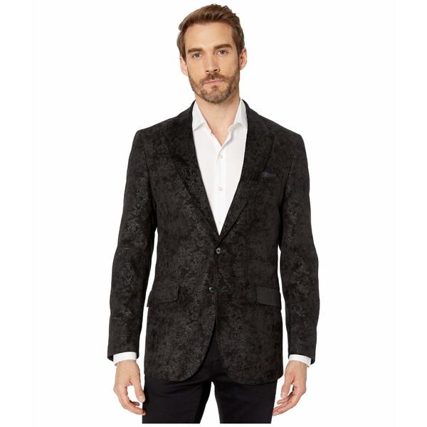 ロバートグラハム メンズ コート アウター Spruce Sport Coat Black