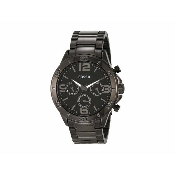 フォッシル メンズ 腕時計 アクセサリー 45 mm Modern Century BQ7011 Smoke