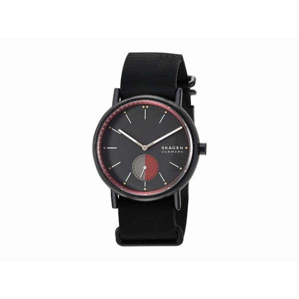 スカーゲン メンズ 腕時計 アクセサリー Signatur - SKW6540 Black/Red
