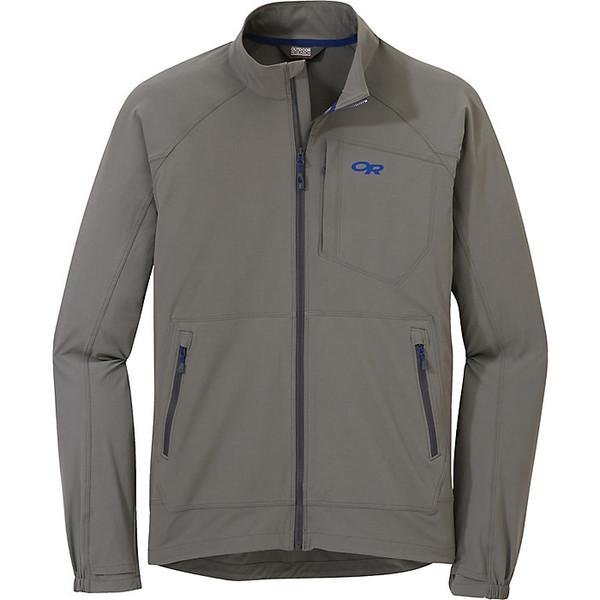 アウトドアリサーチ メンズ ジャケット&ブルゾン アウター Outdoor Research Men's Ferrosi Jacket Pewter