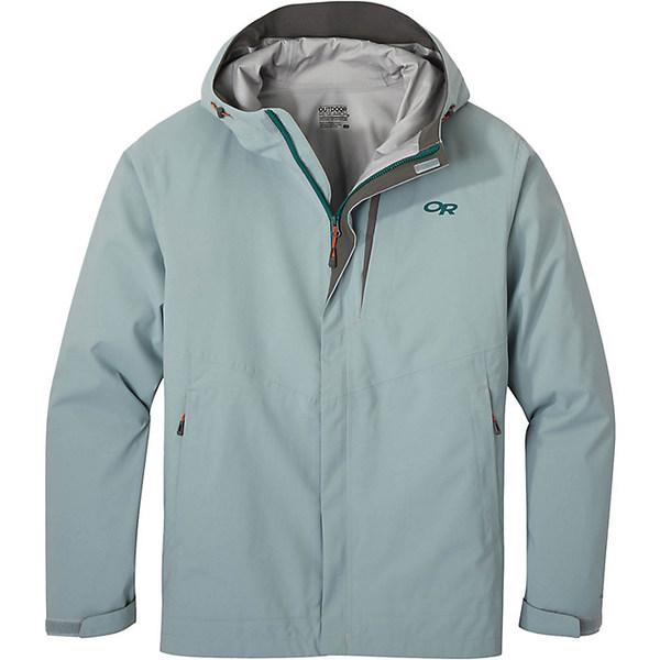 アウトドアリサーチ メンズ ジャケット&ブルゾン アウター Outdoor Research Men's Guardian II Jacket Lead