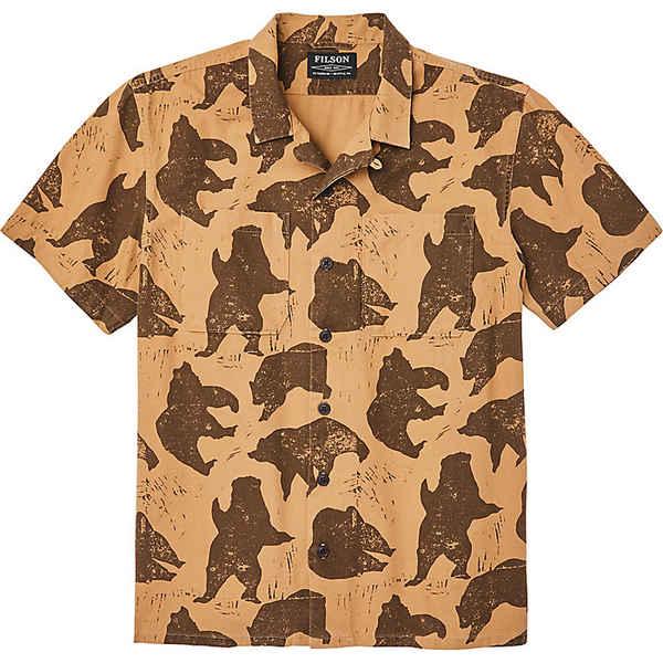 フィルソン メンズ シャツ トップス Filson Men's Northwest Camp Shirt Bear