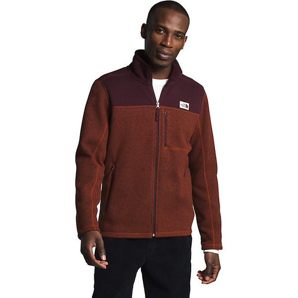ノースフェイス メンズ ジャケット&ブルゾン アウター The North Face Men's Gordon Lyons Full Zip Top Brandy Brown Dark Heather / Root Brown Dark Hthr