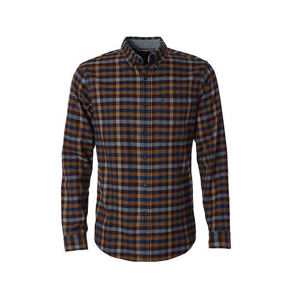 ロイヤルロビンズ メンズ シャツ トップス Royal Robbins Mens Lieback Flannel LS Shirt Mahogany