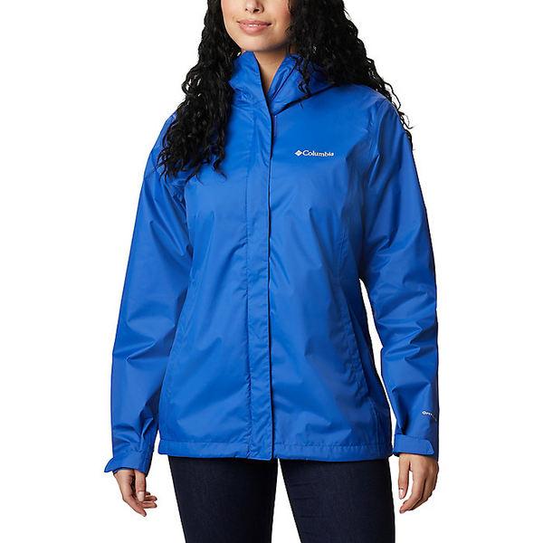 コロンビア レディース ジャケット&ブルゾン アウター Columbia Women's Arcadia II Jacket Lapis Blue