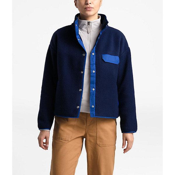 ノースフェイス レディース ジャケット&ブルゾン アウター The North Face Women's Cragmont Fleece Jacket Montague Blue / TNF Blue