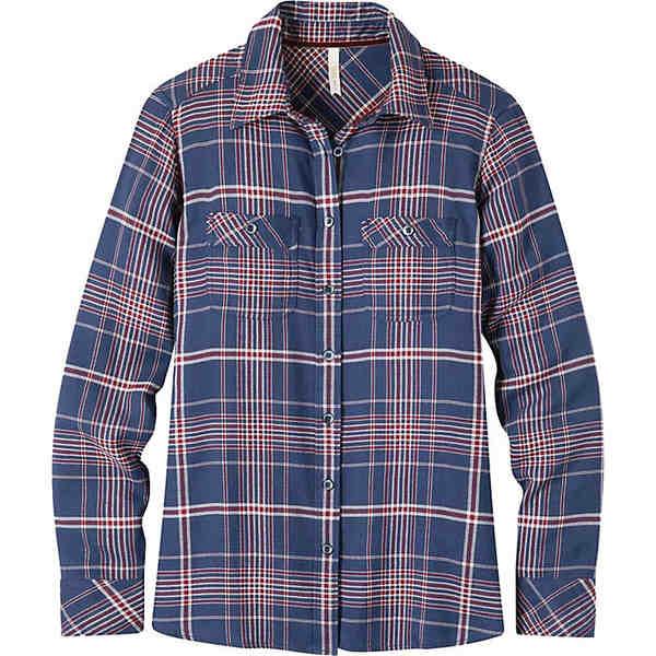 マウンテンカーキス レディース シャツ トップス Mountain Khakis Women's Scout Shirt Twilight