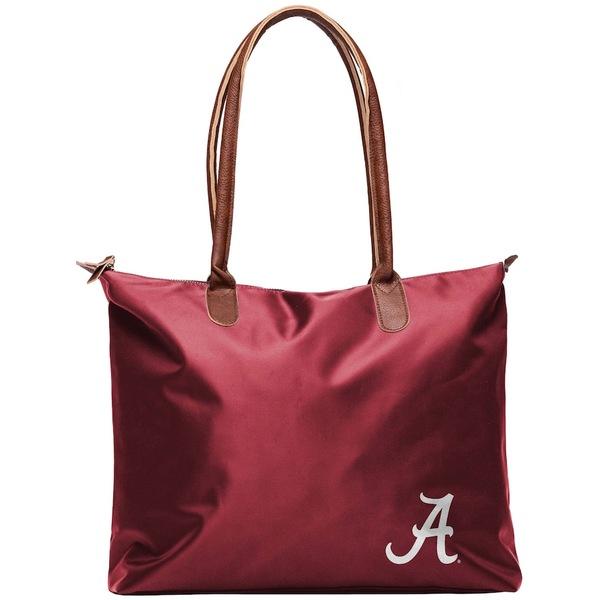 フォコ レディース バックパック・リュックサック バッグ Alabama Crimson Tide Women's Soho Travel Tote Bag Unknown
